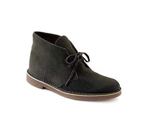 CLARKS Men's Bushacre 2 Chukka Boot Dark Green prices online sale online cheap shop for sale perfect excellent 9MAko