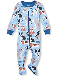 7ea7eb797e ... Sleepwear   Robes   Blanket Sleepers   6-9 mo. Baby Boys Long Sleeve  Stretchie · The Children s Place
