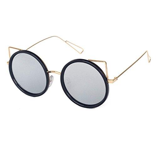 Aoligei Européenne et américaine fashion Square surdimensionné frame lunettes de soleil féminin Harbor vent de soleil rue PAT décoratif Glasse S aGhtvG