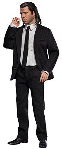Goditi la compagnia di uno dei personaggi più memorabili del film Pulp Fiction, regalando questa action figure di  Vincent Vega alla tua collezione.