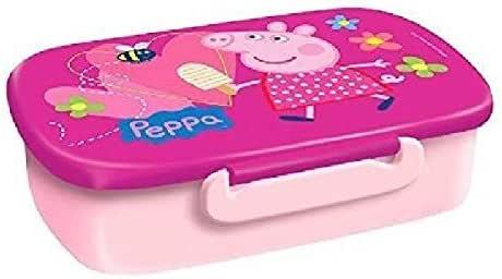 Caja de merienda de Peppa Pig: Amazon.es: Juguetes y juegos