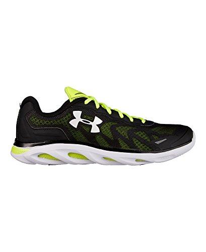 Under Armour Men's UA Spine Venom 2 Running Shoes 8 Black