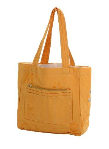 V2T03208 Bolsa 36x22x12 de Duck T Yellow color Mandarina talla mujer la cm compra B H fq6Sa5T