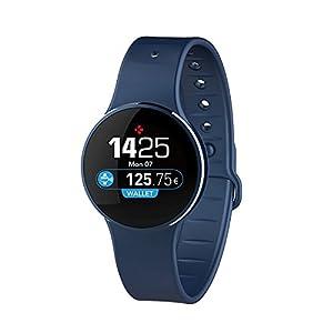 MyKronoz Zecircle 2 Braccialetto \u2013 Perfetto per approcciarsi al mondo degli  smartwatch