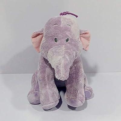 Elefante Morado Aterciopelado Original, Lindo Peluche De Felpa ...