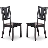 Wooden Dining Chair - Set of 2