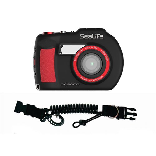 SeaLife DC2000 HD Underwater Digital Camera with FREE Storm Lanyard. by SeaLife