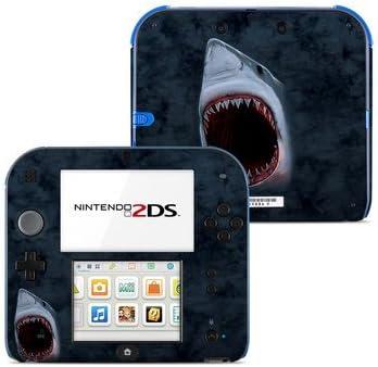 【Decalgirl】ニンテンドー2DS用スキンシール【Shark】