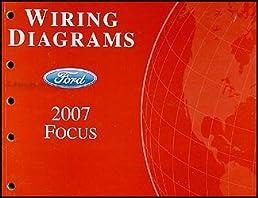 2007 ford focus wiring diagram manual original ford amazon com books rh amazon com 2007 Ford Focus Maintenance Schedule 2007 Ford Focus Interior