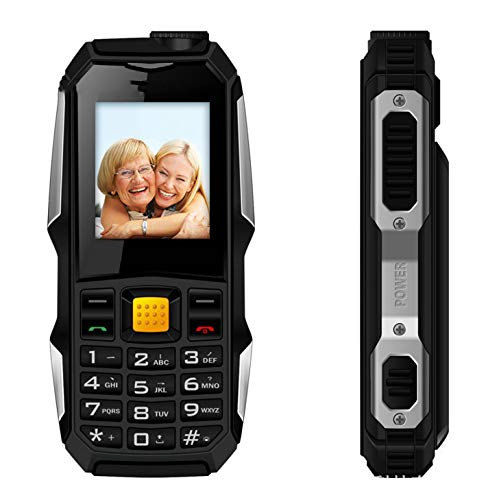 (Easy to use Cell Phones for Seniors, Senior Phone Loud Speaker- 2.0