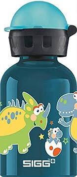 SIGG 8729.30 bidón de agua 300 ml Uso diario Multicolor Aluminio - Bidones de agua (300 ml, Uso diario, Multicolor, Aluminio, Niño, 152 mm)