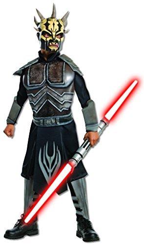 Japan Import Star Wars Clone Wars - Savage Opress Deluxe Child Costume Star Wars Clone Wars - Savage Opress Deluxe Children's Costume ♪ ♪ Halloween size: (Star Wars Deluxe Savage Opress Kids Costumes)