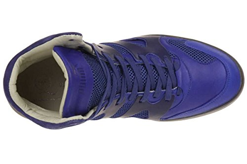 buy online new amazon for sale Puma MCQ Move Mid by Alexander McQueen Mens Sneaker Blue Blue cheap sale cheapest price collections cheap price discount very cheap oVZfo