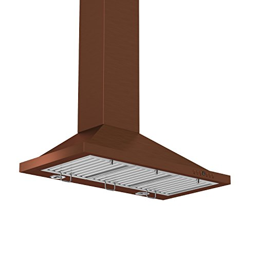 8KBC 36 Mount Range Copper Finish