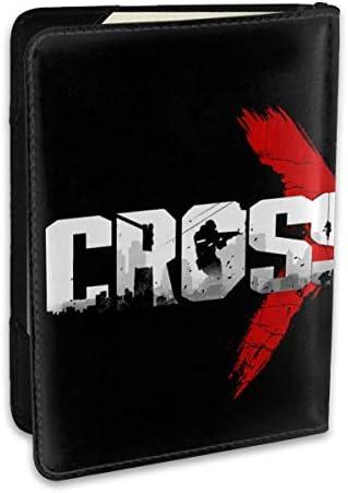 Crossfire X クロスファイアー・ハリケーン パスポートケース パスポートカバー メンズ レディース パスポートバッグ ポーチ 収納カバー PUレザー 多機能収納ポケット 収納抜群 携帯便利 海外旅行 出張 クレジットカード 大容量