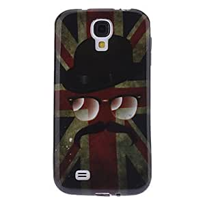 The Union Jack Design Soft Case for Samsung Galaxy S4 I9500