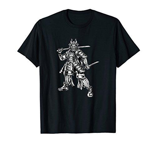 Detailed Samurai Warrior In Armor - For Back To (Samurai Warrior Armor)