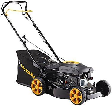 McCulloch M46-110R - Best Petrol Lawnmower, Medium Sized