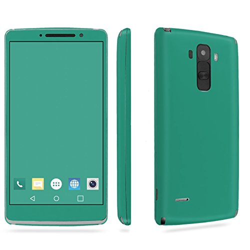 LG [G Stylo] Phone Skin - [SkinGuardz] Full Body Scratch Proof Vinyl Decal Sticker with [WallPaper] - [Green] for LG [G Stylo] [LS770 H631] -  SF-LGLS770-T5-MA-X187