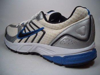 Nike Air Quick Vapor 345002-104 Weiß-Schwarz/Blau Größe Euro 44 / US 10 / UK 9 / 28 cm