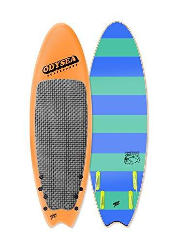 Catch Surf WKSODY60PN17 Wake Surfer-Odysea 6'0 Surfboard