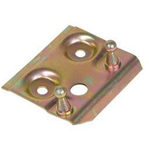 Ecklers Premier Quality Products 40248898 Full Size Chevy Accelerator Pedal Floor Bracket With Studs