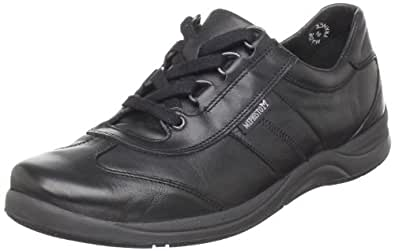 Mephisto Women's Laser Lace-Up,Black,5.5 M US
