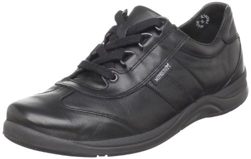 Mephisto Womens Lace - Mephisto Women's Laser Lace-Up,Black,7 M US