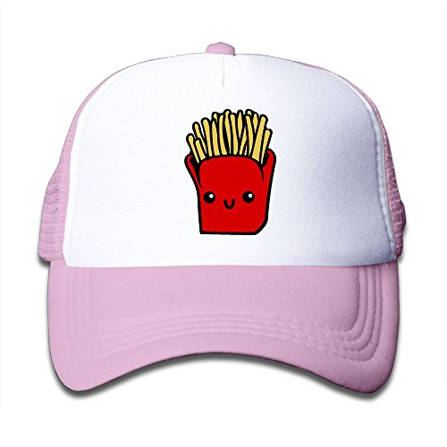 Costume French Fry Kid (Elephant AN Kawaii French Fries Mesh Baseball Cap Kid Boys Girls)
