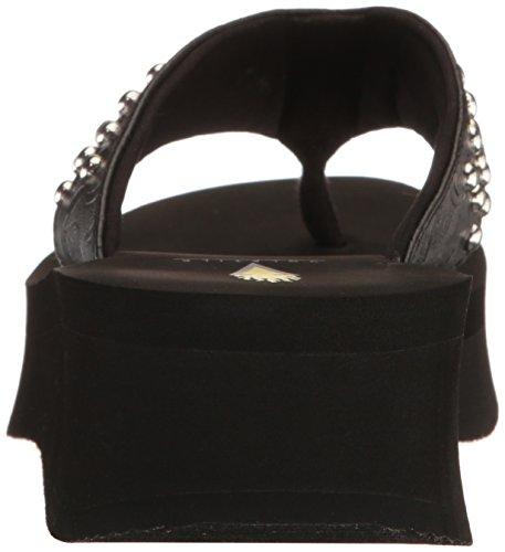 Sandal Women's Black Wedge Coralee Volatile wtUFBF