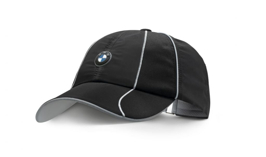 BMW Athletics - Gorra deportiva unisex, color negro: Amazon.es: Deportes y aire libre