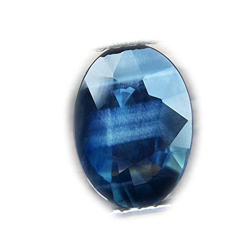 1.32ct Natural Oval Unheated Blue Sapphire Thailand #B by Lovemom (Image #6)