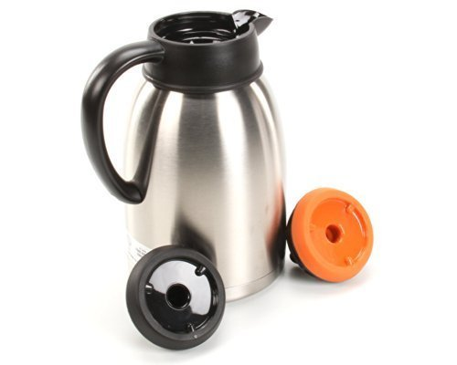 Update International SA-19B/O 1.9 Liter Super-Serv Coffee Server (Serv Replacement Lid)