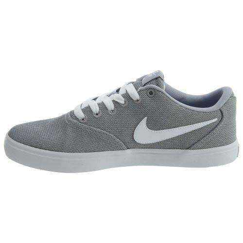 white Femme Sb Gris Cvs Solar Check Skateboard Grey Chaussures Nike Grey cool Wmns P De wolf 002 pqzx15OTw