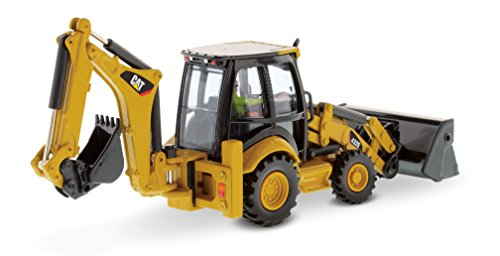 - Caterpillar 432E Backhoe Loader Core Classics Series Vehicle