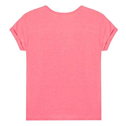 352 Camiseta 3 tropical Chica Manzanas Rosa rosa xwTq0YP7T