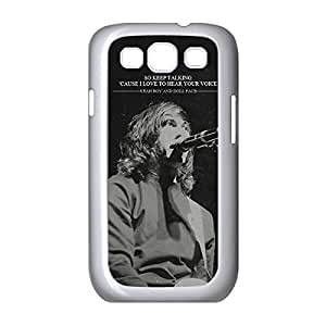 Luxury Design with Band pierce the veil Quotes New Fashion Protective Hard Plastic Case Cover for Samsung Galaxy S3 I9300 White 022703