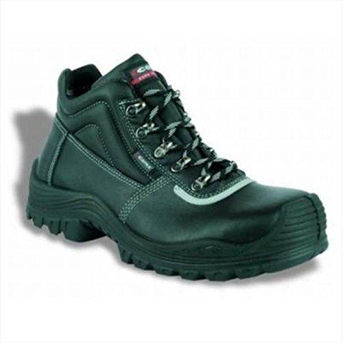 Nuevos De 48 000 Negro w48 Fw140 Src Superficie Seguridad Tirreno Cofra S3 Zapatos PwgXtff