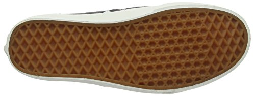 Adulte De Basses Marron wool Stripes Vans Authentic Baskets Multi blanc Blanc Mixte FUfwxFH7q