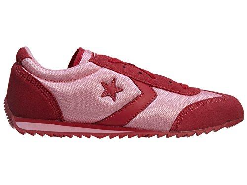 Converse Mesh Trr Ox Stijl Heren Sneaker # 1q466 Framboos / Roze