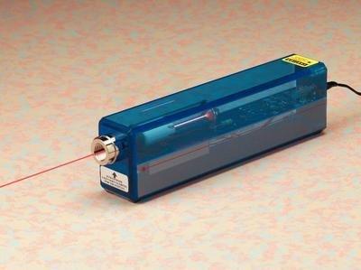 (IF-HN08M - Laser, Helium-Neon, 0.8 mW, Modulated - Helium-Neon Laser - Each)