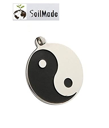 Buy yin yang pendant by make in india online at low prices in yin yang pendant by quotmake aloadofball Choice Image
