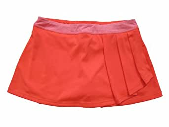 Bolle Tennis Skort Womens Size Medium Orange