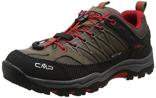 CMP Unisex Adulto Zapatos Rigel Beige Senderismo Tortora de High Rise ferrari rrRwqPU