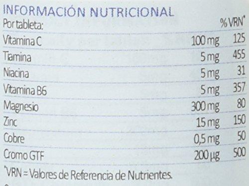 Lamberts Complejo de Cromo - 60 Tabletas: Amazon.es: Salud y cuidado personal