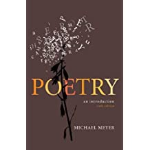 By Michael Meyer - Poetry: An Introduction: 6th (sixth) Edition