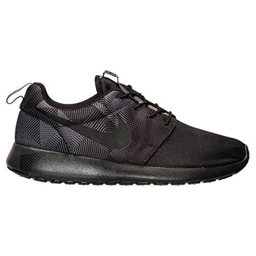 Nike Femmes Air Zoom Structure 19 Chaussures De Course Noir Noir Gris Foncé 002