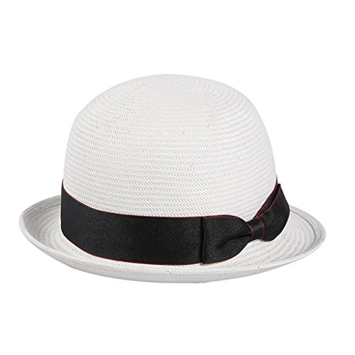 80% OFF ZML Mujeres domo casquillo que prensa Lady Shade transpirable  Casual Shopping Floppy Summer 45f24d44114