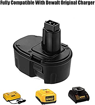 2000 mAh Batterie pour Dewalt dw935 dw935k dw969k-2 dw983k de9038