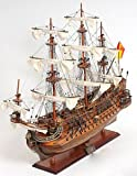 1690 San Felipe Wooden Tall Ship Model